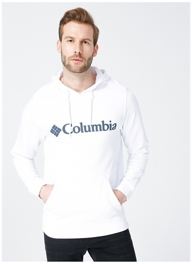Columbia Columbia Sweatshırt Beyaz